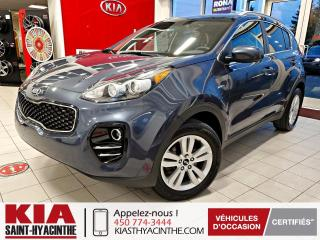 Used 2017 Kia Sportage ** EN ATTENTE D'APPROBATION ** for sale in St-Hyacinthe, QC