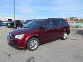 Used 2017 Dodge Grand Caravan CVP/SXT ***Sold and Serviced Here*** for sale in St. Thomas, ON
