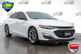 Used 2019 Chevrolet Malibu RS VERY CLEAN LOW MILEAGE CAR for sale in Innisfil, ON