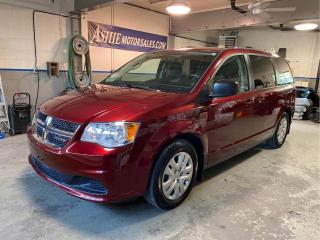 Used 2017 Dodge Grand Caravan 4dr Wgn SXT for sale in Kingston, ON