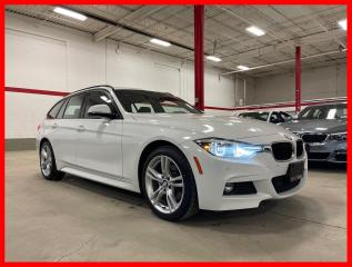 Used 2018 BMW 3 Series 328D xDrive TOURING M-SPORT EDITION II CLEAN CARFAX! for sale in Vaughan, ON