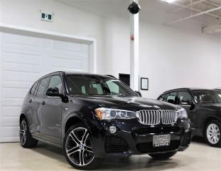 Used 2015 BMW X3 AWD 4DR XDRIVE35I for sale in North York, ON