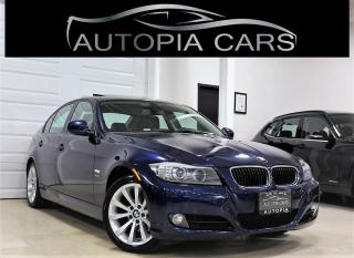 Used 2011 BMW 3 Series 328i xDrive AWD Exec Ed NAVIGATION SUNROOF for sale in North York, ON
