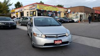 Used 2008 Honda Civic Sdn 4dr Auto DX-G for sale in Scarborough, ON