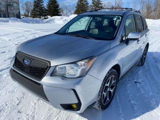 Used 2014 Subaru Forester 2.0XT Premium for sale in Ottawa, ON