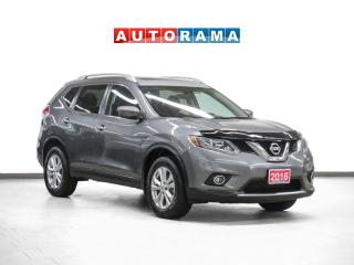 Used 2016 Nissan Rogue SV AWD Backup Cam Panoramic Sunroof for sale in Toronto, ON