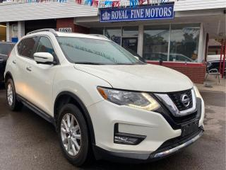 Used 2017 Nissan Rogue AWD 4dr SV *Ltd Avail* for sale in Toronto, ON