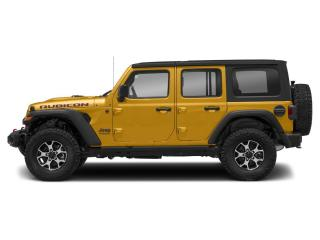 New 2021 Jeep Wrangler RUBICON UNLIMITED for sale in Surrey, BC
