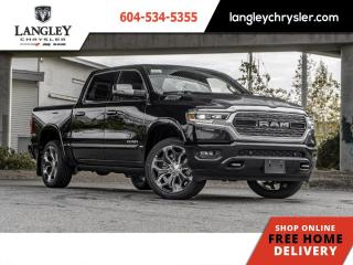 New 2021 RAM 1500 Limited  - Sunroof for sale in Surrey, BC