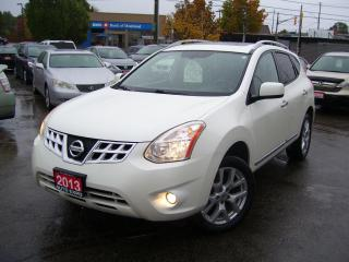 Used 2013 Nissan Rogue SV,AWD,NAV,BLUETOOTH,BACKUP CAMERA,SUNROOF,FOGS for sale in Kitchener, ON