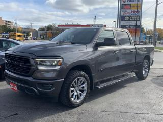 Used 2019 RAM 1500 Sport Crew Cab for sale in Cobourg, ON