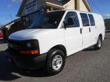 2008 Chevrolet Express 2500HD 4Door Cargo 4.8L Loaded Divider 171,000Km