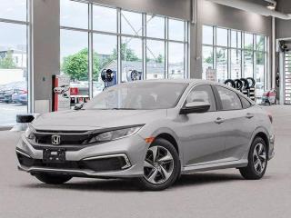 New 2020 Honda Civic SEDAN LX for sale in Halifax, NS