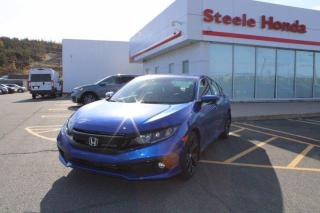 Used 2019 Honda Civic Sedan Sport for sale in St. John's, NL