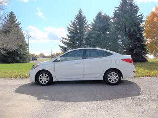 Used 2012 Hyundai Accent GLS- ONE OWNER for sale in Thornton, ON
