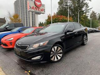Used 2012 Kia Optima SX for sale in Cambridge, ON