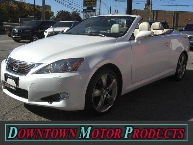 2010 Lexus IS 250 CONVERTIBLE