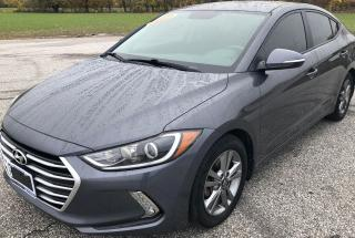 Used 2017 Hyundai Elantra GL for sale in Windsor, ON