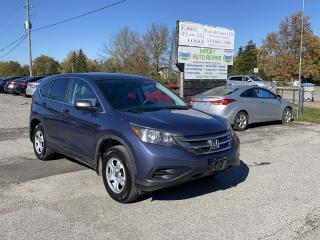 Used 2012 Honda CR-V LX for sale in Komoka, ON