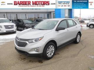 New 2021 Chevrolet Equinox LS for sale in Weyburn, SK