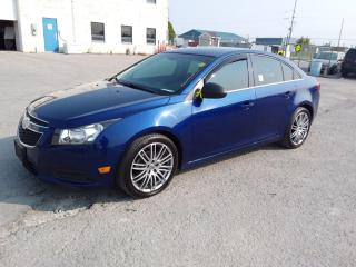 Used 2012 Chevrolet Cruze LS for sale in Innisfil, ON