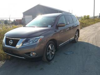 Used 2014 Nissan Pathfinder for sale in Innisfil, ON