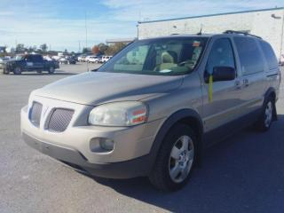 Used 2007 Pontiac Montana SV6 for sale in Innisfil, ON