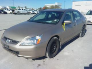 Used 2003 Honda Accord LX for sale in Innisfil, ON