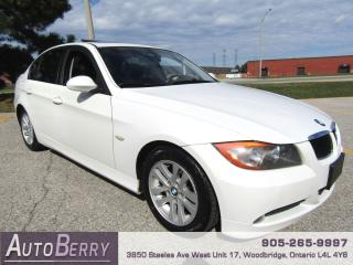 Used 2008 BMW 3 Series 323i - Auto for sale in Woodbridge, ON