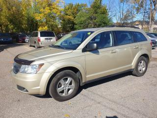 Used 2010 Dodge Journey SE for sale in Brampton, ON