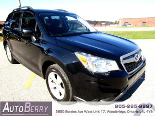 Used 2015 Subaru Forester 2.5i - Premium - AWD for sale in Woodbridge, ON