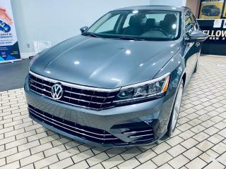 Used 2016 Volkswagen Passat COMFORTLINE I ENSEMBLE R-LINE I SUNROOF I ALLOY I for sale in Brampton, ON