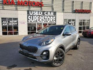 New 2021 Kia Sportage EX Premium S AWD - Synth Leather, Power Liftgate for sale in Niagara Falls, ON