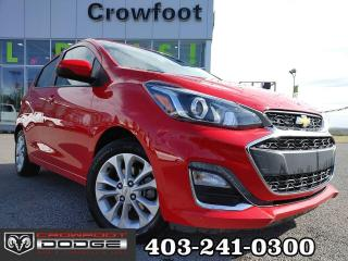 Used 2019 Chevrolet Spark LT AUTOMATIC HATCHBACK for sale in Calgary, AB