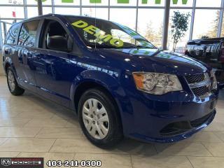 New 2020 Dodge Grand Caravan SXT for sale in Calgary, AB