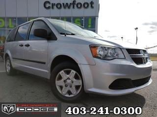 Used 2012 Dodge Grand Caravan SE for sale in Calgary, AB