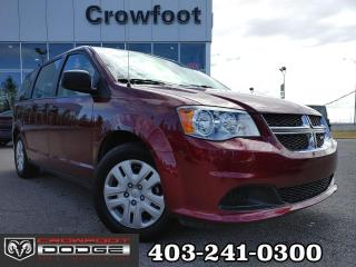 Used 2019 Dodge Grand Caravan CANADA VALUE PACKAGE for sale in Calgary, AB