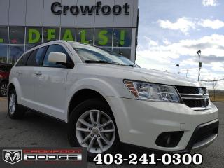 Used 2015 Dodge Journey SXT WITH NAV for sale in Calgary, AB