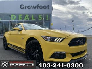 Used 2015 Ford Mustang GT MANUAL COUPE for sale in Calgary, AB