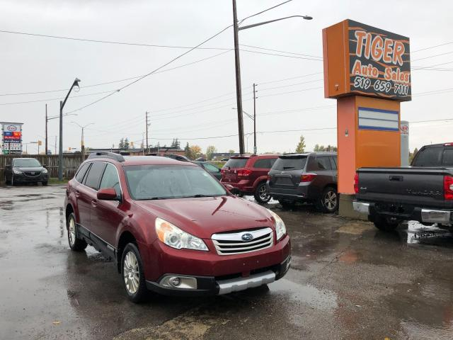 2011 Subaru Outback 2.5i Sport w/Limited Pkg*SUNROOF*RUNS GREAT*AS IS