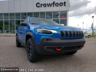New 2020 Jeep Cherokee Trailhawk Elite for sale in Calgary, AB