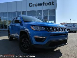 New 2020 Jeep Compass Sport for sale in Calgary, AB