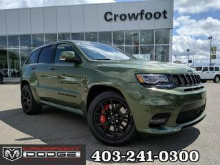 Used 2019 Jeep Grand Cherokee SRT