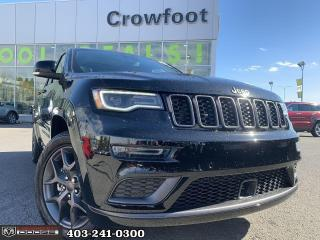 New 2020 Jeep Grand Cherokee Limited X for sale in Calgary, AB