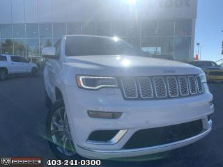 New 2020 Jeep Grand Cherokee Summit for sale in Calgary, AB