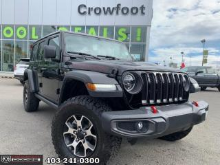 New 2020 Jeep Wrangler Unlimited Rubicon for sale in Calgary, AB