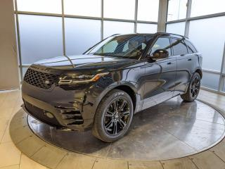 Used 2019 Land Rover Range Rover Velar SE R-Dynamic - Certified Pre-Owned Warranty until May 31, 2024 or 160,000 Kilometres, with Certified rates from 2.9% for sale in Edmonton, AB