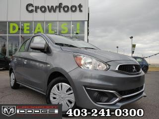 Used 2019 Mitsubishi Mirage ES AUTOMATIC HATCHBACK for sale in Calgary, AB