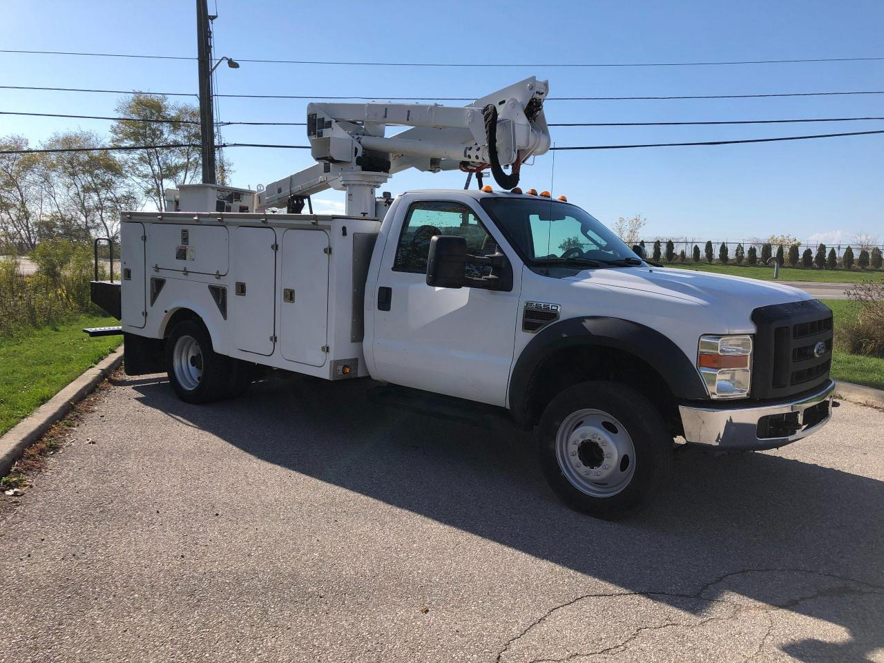 2009 Ford F-550