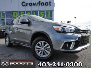 Used 2019 Mitsubishi RVR SE AUTOMATIC AWD for sale in Calgary, AB